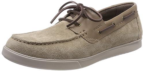 chaussures bateaux homme geox en promo