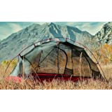 Ultralight 3 lb 5 oz Backpacking 2 Person Tent - Freestanding 2 Doors with Rainfly, Waterproof Seam Sealed, Easy Setup Campin