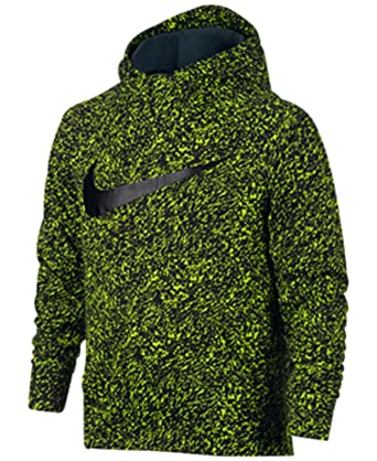 cf9f6f286aef Amazon.com  Nike Big Boys  (8-20) Dri-Fit Therma Pullover Training ...