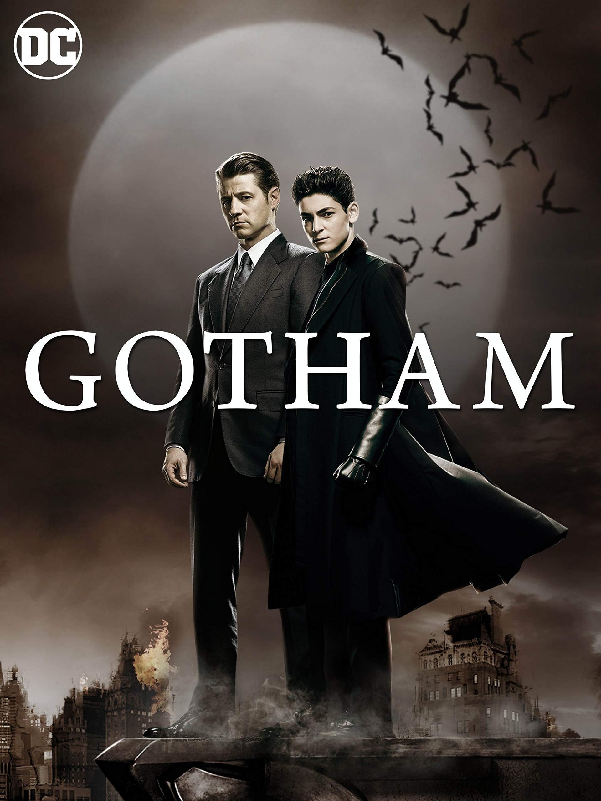 Gotham Anschauen