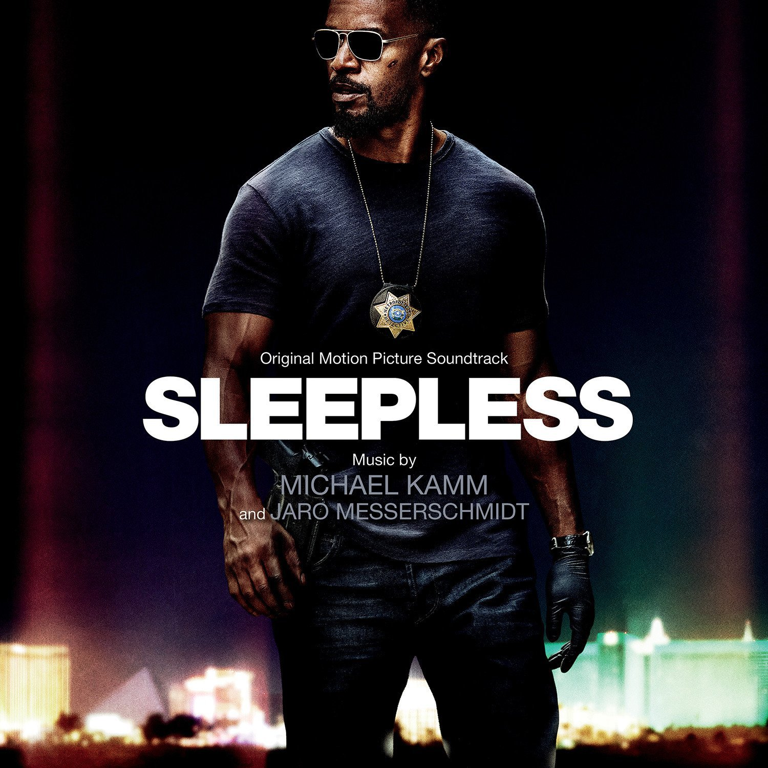 CD : Michael Kamm - Sleepless (CD)