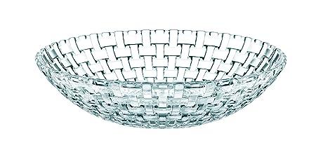 Nachtmann Bossa Nova Big Scale Bowl, 30cm Dinnerware & Serving Pieces at amazon