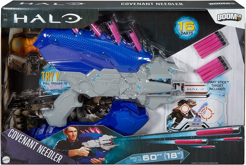 BOOMco Halo Covenant Needler Blaster DKN81