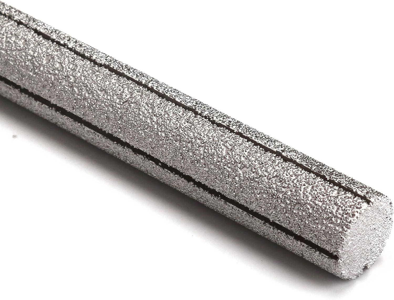 3Inch Straight Diamond Brazed Profile Wheel Grit 60 For Electric Router Granite