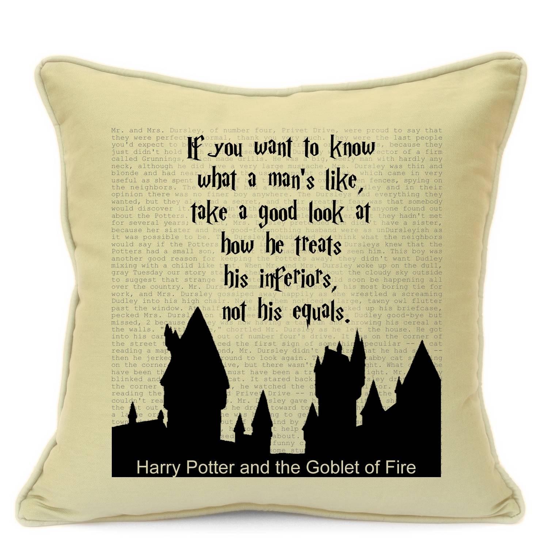 Harry Potter Quotes cumpleaños regalos para él su Niñas ...