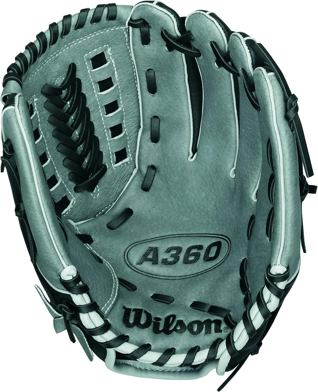 Alle Positionen WILSON Baseballhandschuh A360