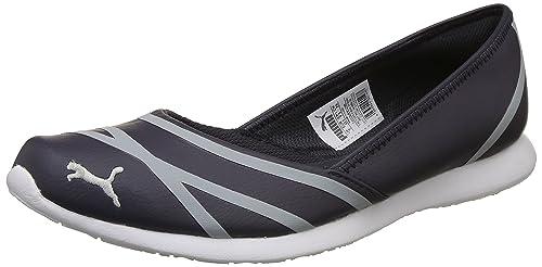 Puma Women s Vega Ballet Sl Grey Sneakers-3 UK India (35.5 EU ... f55007f1f