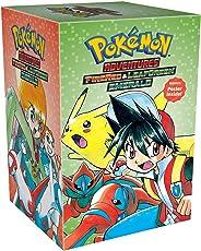 Pokémon Adventures FireRed & LeafGreen / Emerald Box Set