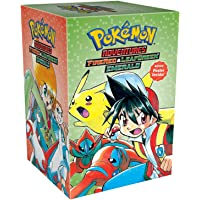 Pokemon Adventures Fire Red & Leaf Green / Emerald Box Set: Includes Volumes 23-29