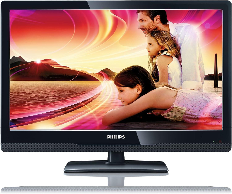 Philips 22PFL3206H - Televisor LED de 22 pulgadas, HD Ready, color ...