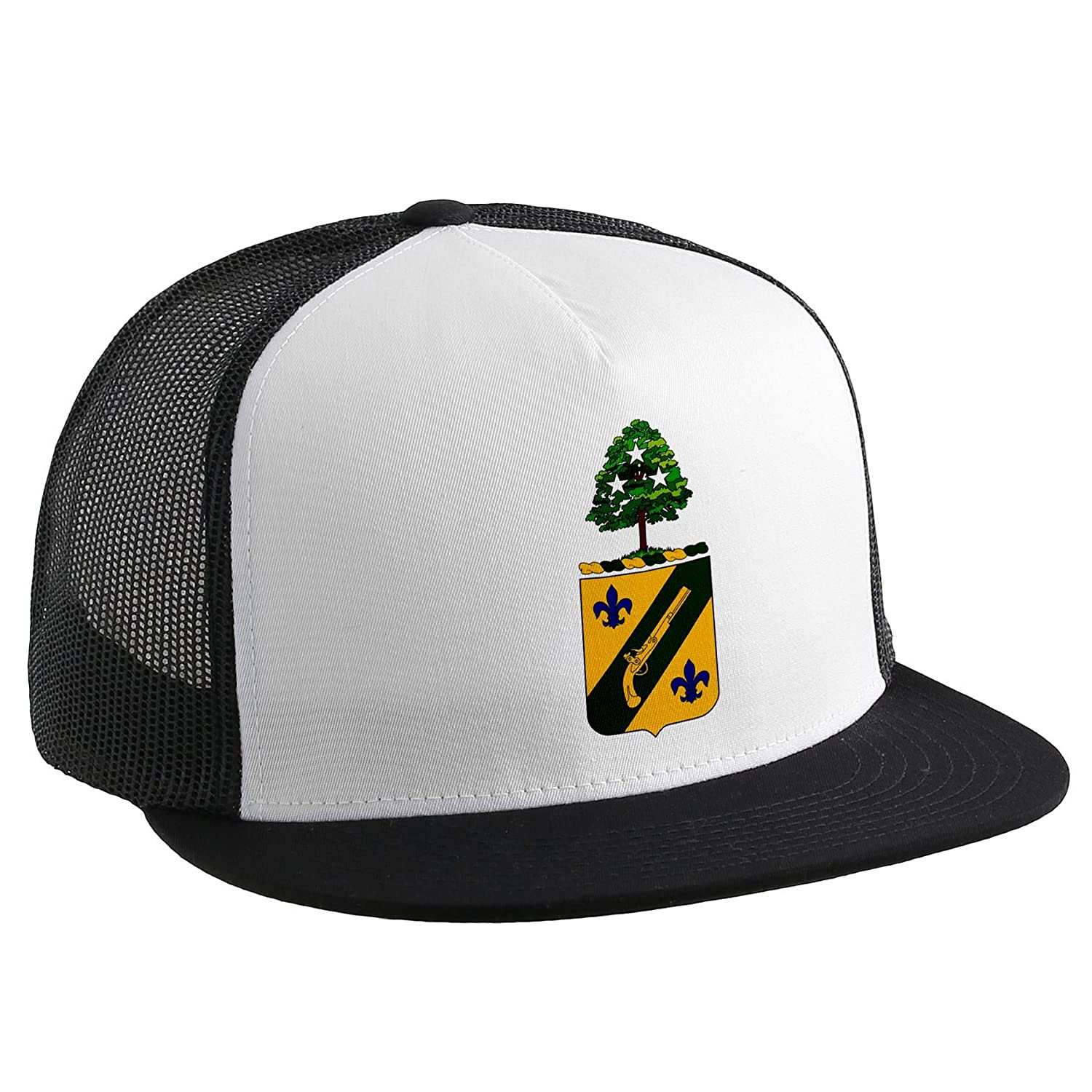 Trucker Hat withアメリカ陸軍117th軍警察大隊、コート   B00V1NHT9A