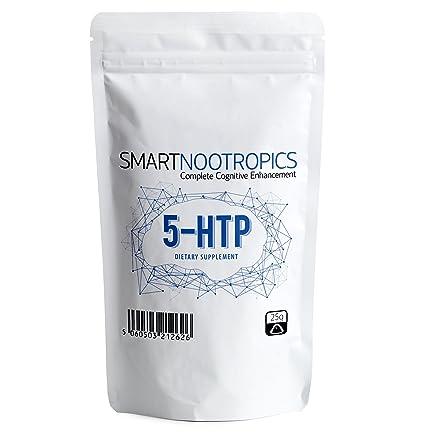 5-HTP en Polvo Puro - Para Mejorar el Ánimo y la Calidad del Sueño