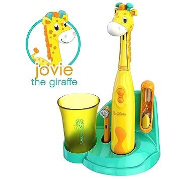 4c5c3403 Brusheez Children's Electronic Toothbrush Set - Includes Battery-Powered  Toothbrush, 2 Brush Heads,