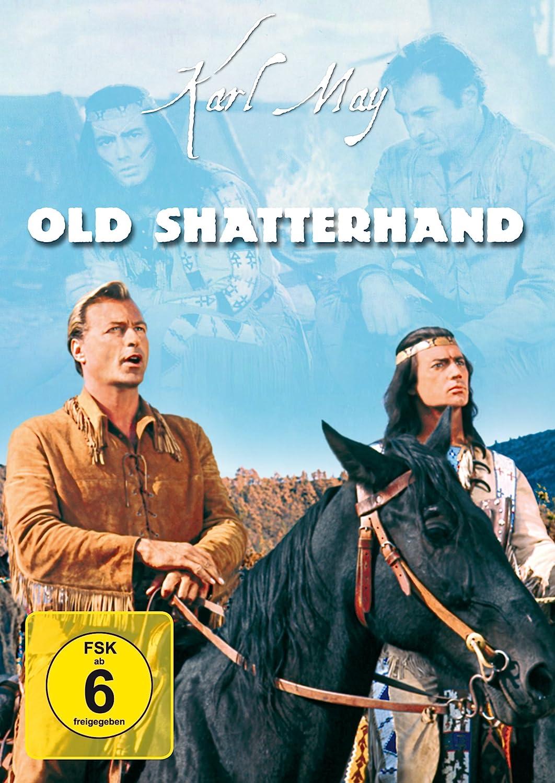 Old Shatterhand Amazonde Lex Barker Pierre Brice Daliah Lavi