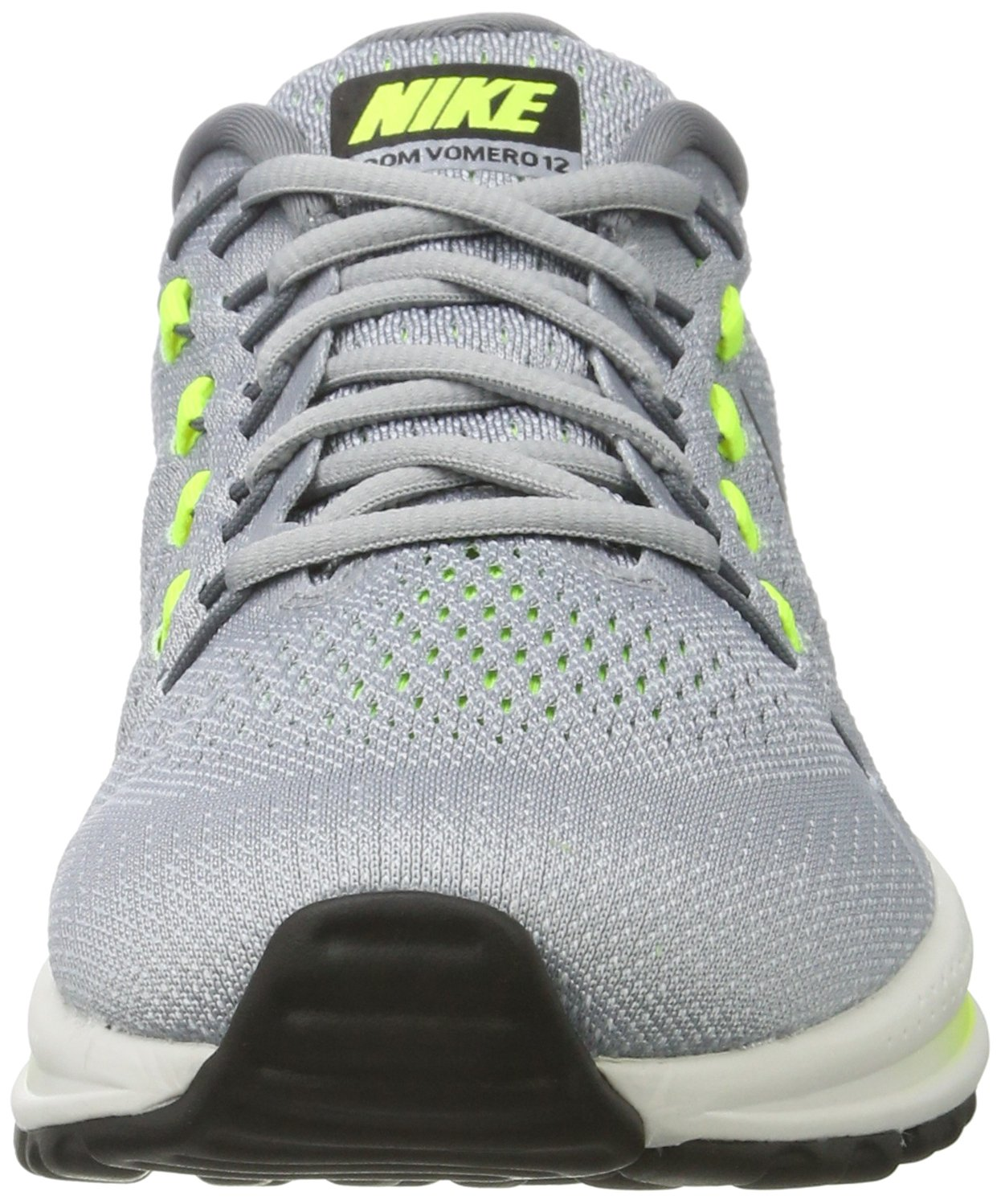 NIKE Men's Air Zoom B01MU9BP0K Vomero 12 Running Shoe B01MU9BP0K Zoom 11.5 D(M) US|Wolf Grey/Black-cool Grey-pure Platinum a1cf36