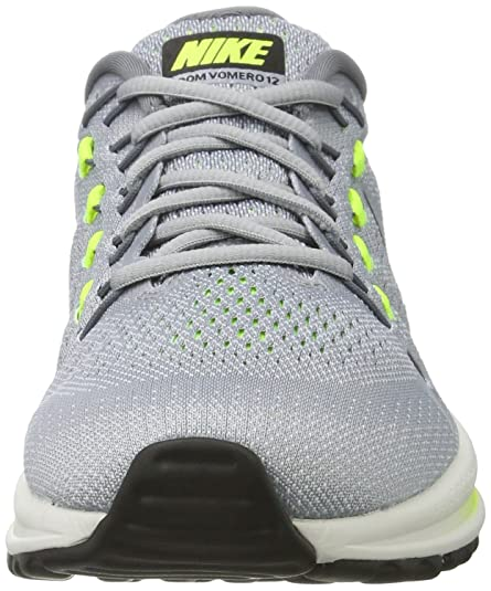 more photos 654db 5ba0e Amazon.com  Nike Mens Air Zoom Vomero 12 Running Shoes  Road