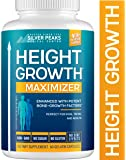 Height Growth Maximizer - Natural Height Pills to Grow Taller - Made in USA - Growth Pills with Calcium for Bone…