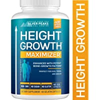 Height Growth Maximizer - Natural Height Pills to Grow Taller - Made in USA - Growth...