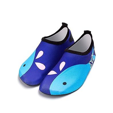 River Shoes Foot Stickers Zapatos de Playa para niños ...