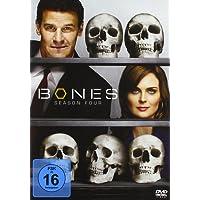 Bones - Season Four [Alemania] [DVD]