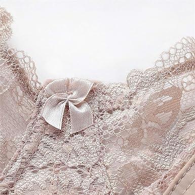 7fd0b6c0 Zesoma Lace Perspective Bra Women Sexy Lingerie Underwire Embroidery Floral  Bralette Plus Size C D E 80 85 90 95 100 105, OneColor, OneSize at Amazon  ...