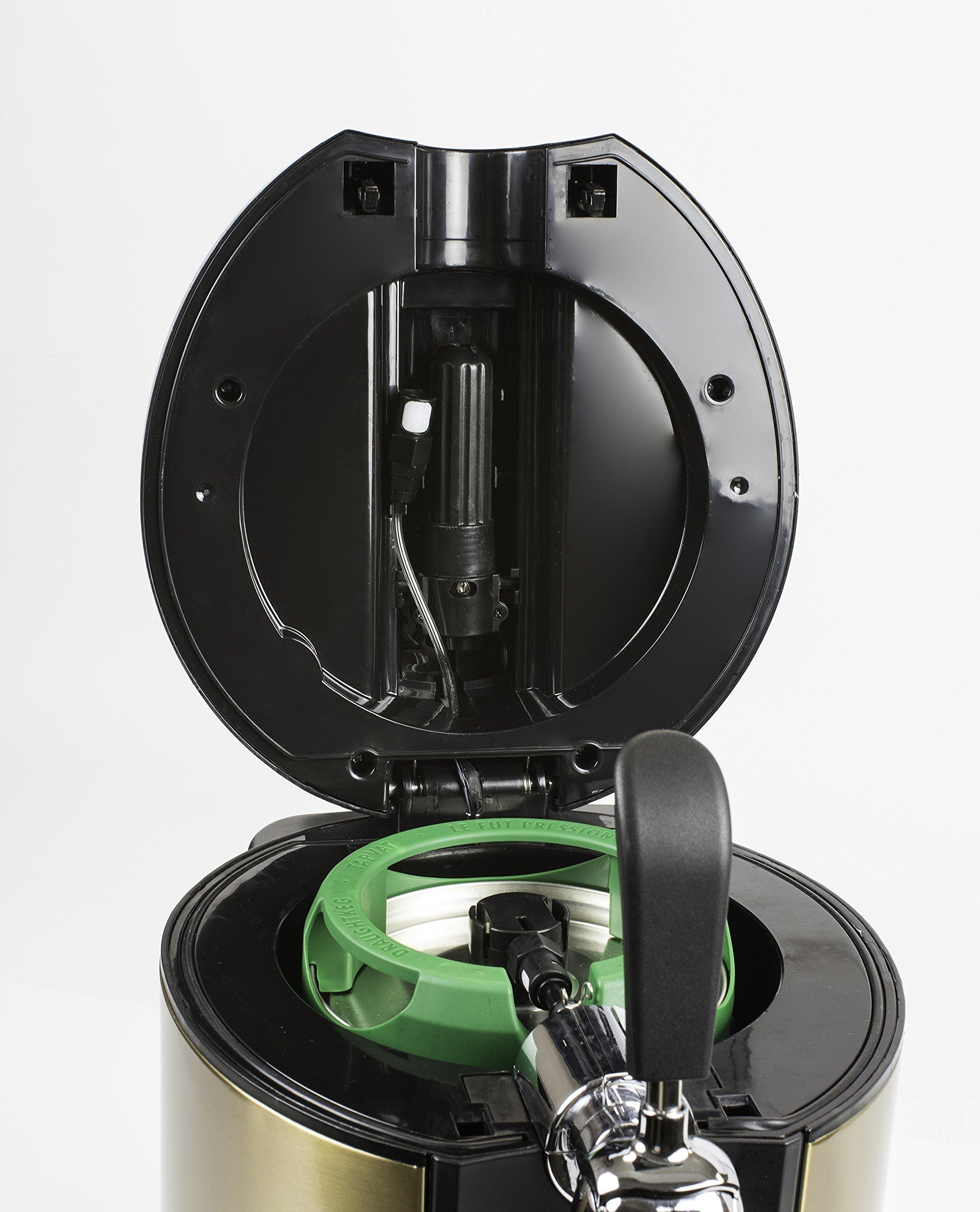 Nostalgia CBD5 Homecraft On Tap Beer Growler Cooling System by Nostalgia (Image #2)