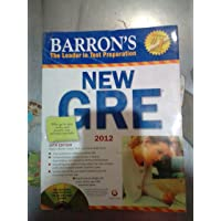 Barron's New GRE 2013 19th Edition