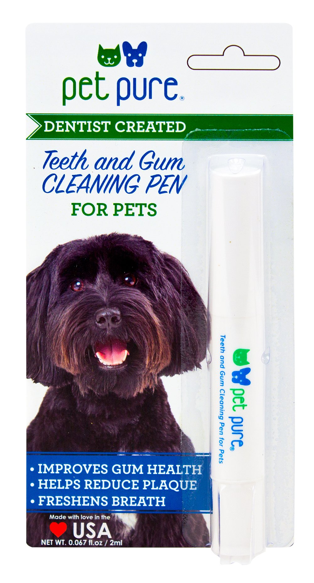 Dr. Brite DBP-101 Teeth and Gum Cleaning Pen, Sweet Parsley, 0.067 Fluid Ounce