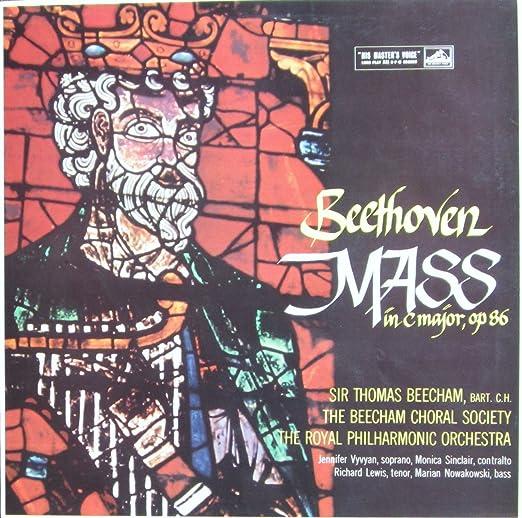 Beethoven: Mass in C Major, Op. 86 [Vinyl LP] [Schallplatte]