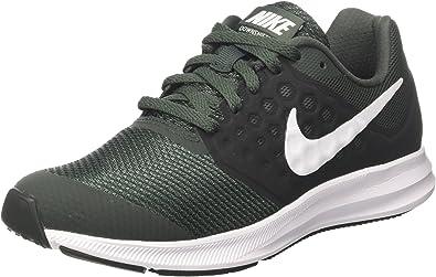 Nike Downshifter 7 (GS), Zapatillas de Running para Niños, Verde ...