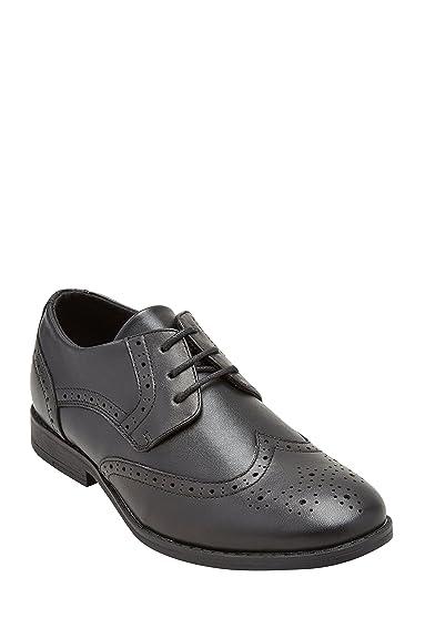 Chaussures 33Amazon Standard RichelieugarçonCoupe Next Noir Eu N0PkXnO8w