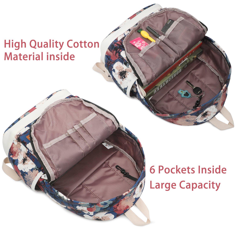 b56aa89e9b FITMYFAVO Backpack School Bookbag