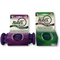 Due North Foot Rubz Combo Pack, Original Foot Rubz & Foot Massage Roller,0.6 Pound