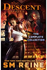 The Descent Series Complete Collection: An Urban Fantasy Series (The Descentverse Collections Book 1) Kindle Edition