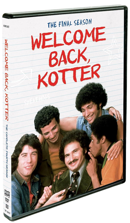 Welcome Back Kotter: The Final Season 4 Dvd Edizione: Stati ...