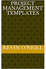 Project Management Templates Kindle Edition