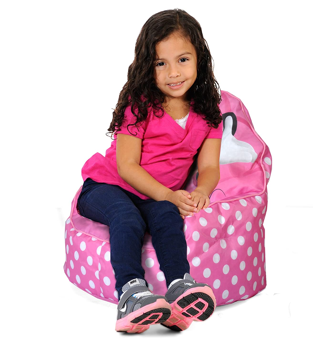 Buy Disney Minnie Mouse Toddler Bean Bag Sofa Chair Online At Low Prices In India