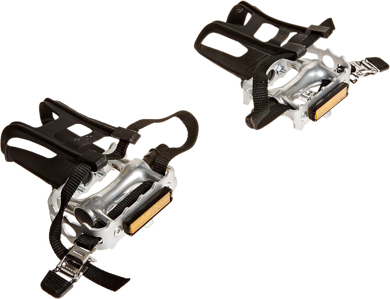 Diamondback Pedal Toe Clips /& Straps NIB