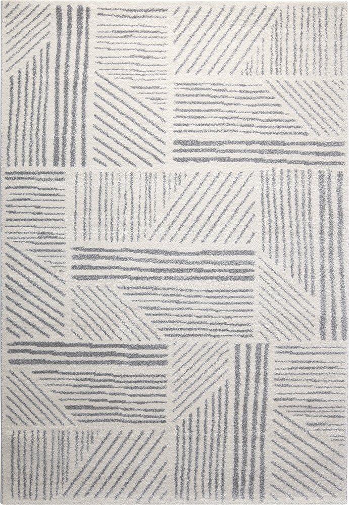 Teppich, ESPRIT, Scribble, grau 200x290cm