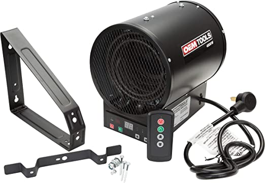 Amazon Com Oem Tools 24824 4800w 240v Wall Mount Heater Black Home Kitchen