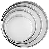 Wilton Performance Pans Large Round Cake Pans Set, 4-Piece