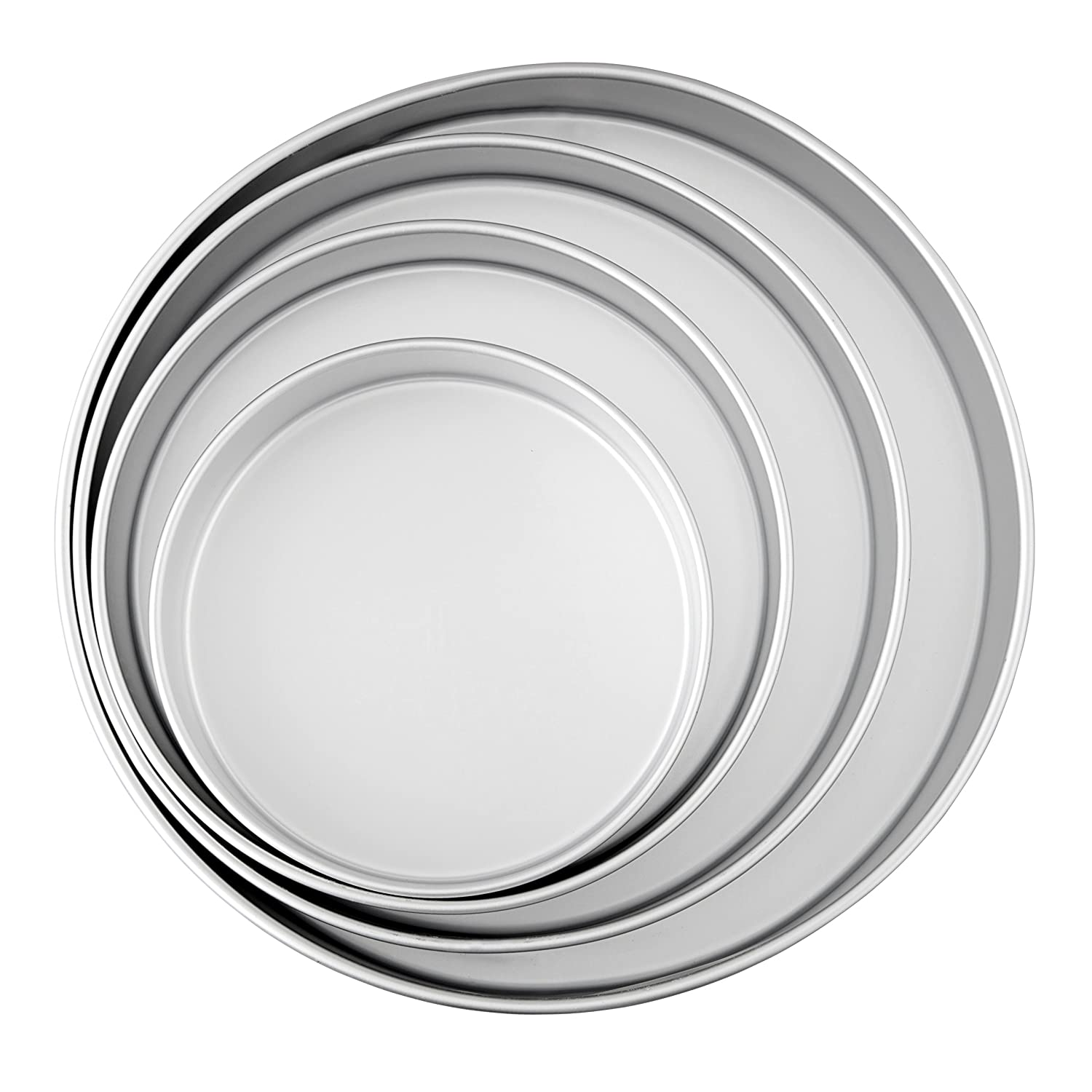 Wilton Performance Pans 3 Inches Deep Round Pan Set W2932