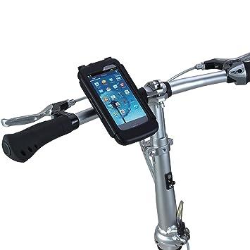 custodia impermeabile tigra bikeconsole per samsung s5