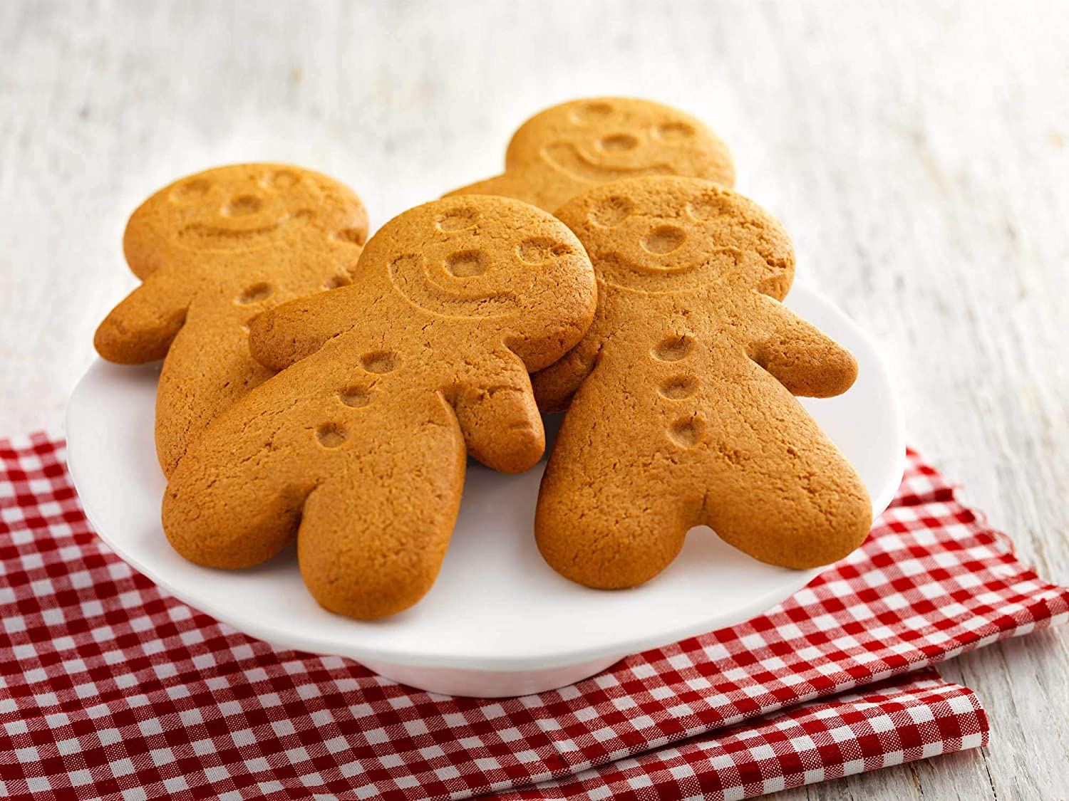 Martins Frozen Gingerbread Men Biscuits 1x36 Amazon Co Uk Grocery