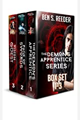 The Demon's Apprentice Omnibus 1: (Books 1-3) Kindle Edition