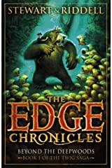 The Edge Chronicles 4: Beyond the Deepwoods: First Book of Twig Kindle Edition