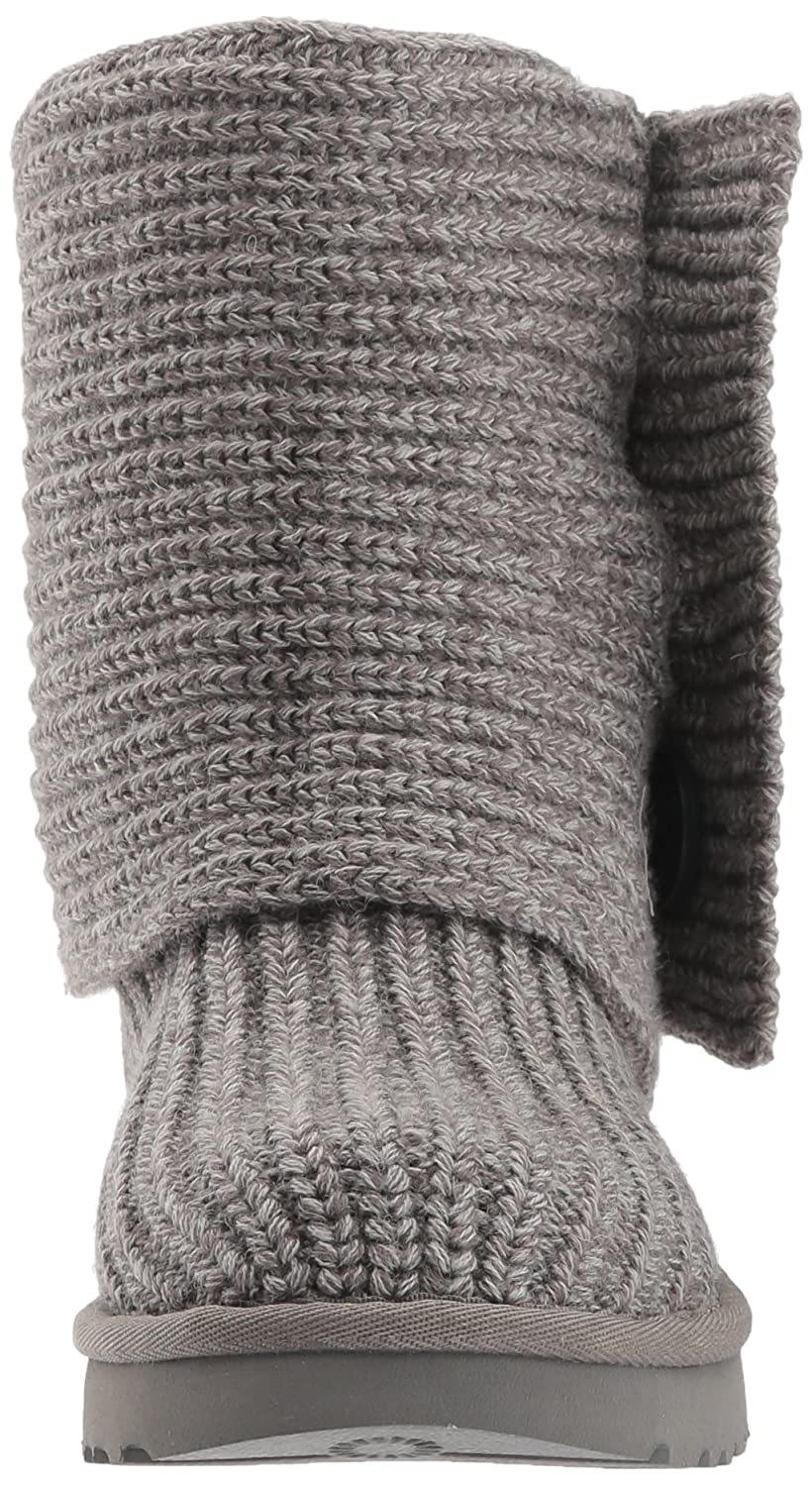 Details about UGG AUSTRALIA Classic Cardy Gray Sweater Knit