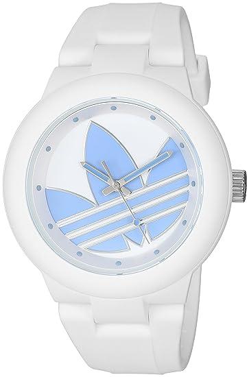 adidas de la Mujer de Aberdeen de Cuarzo Casual Reloj (plástico y Silicona, Color