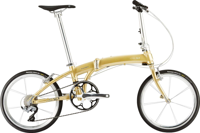 ダホン(DAHON) Mu SLX 11段変速 折りたたみ自転車 19MUSLGL00 プレミアムゴールド   B07FZRXVFK