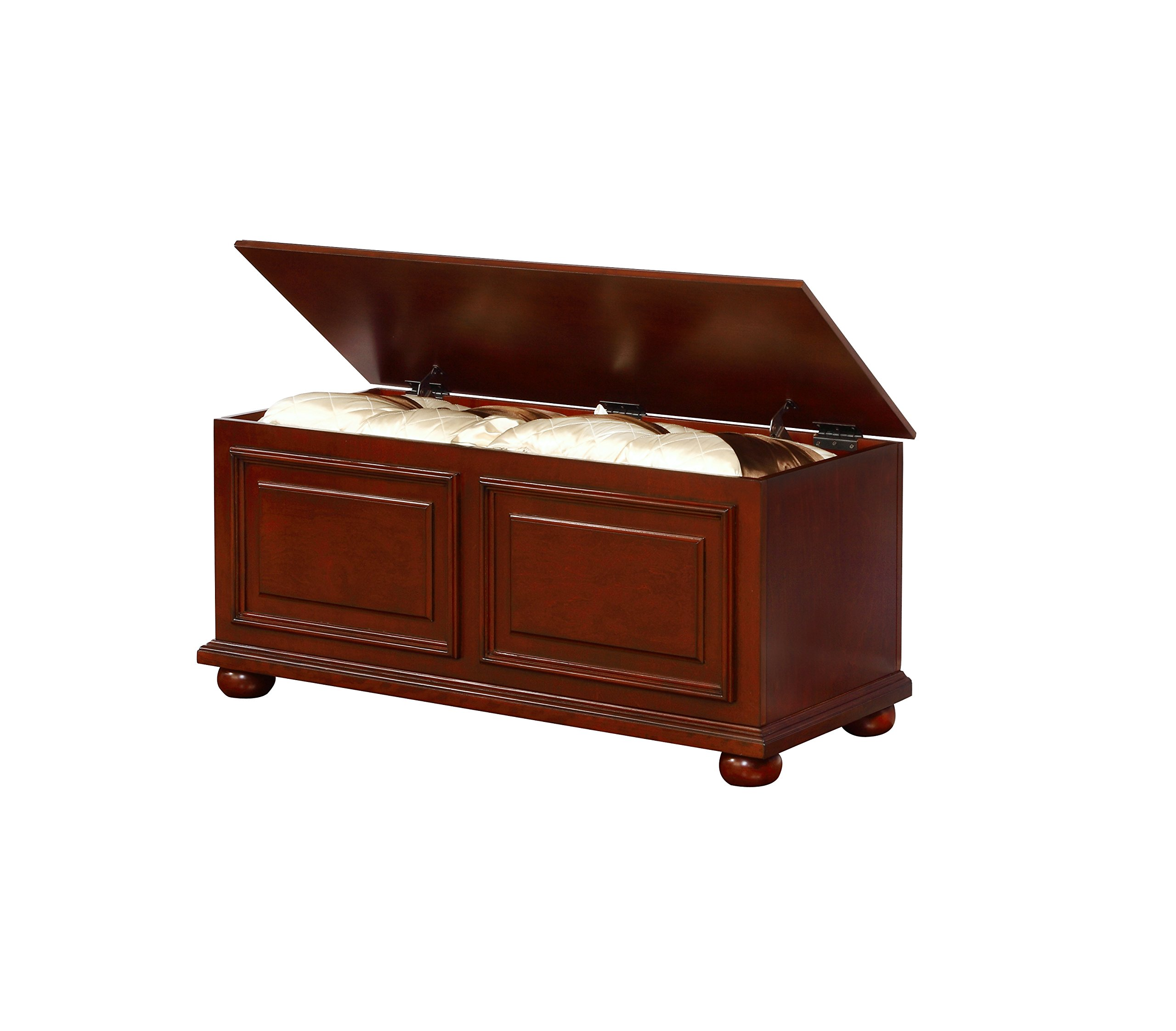 Powell's Furniture 15A7025 Chadwick Cedar Chest, Cherry, by Powell's Furniture